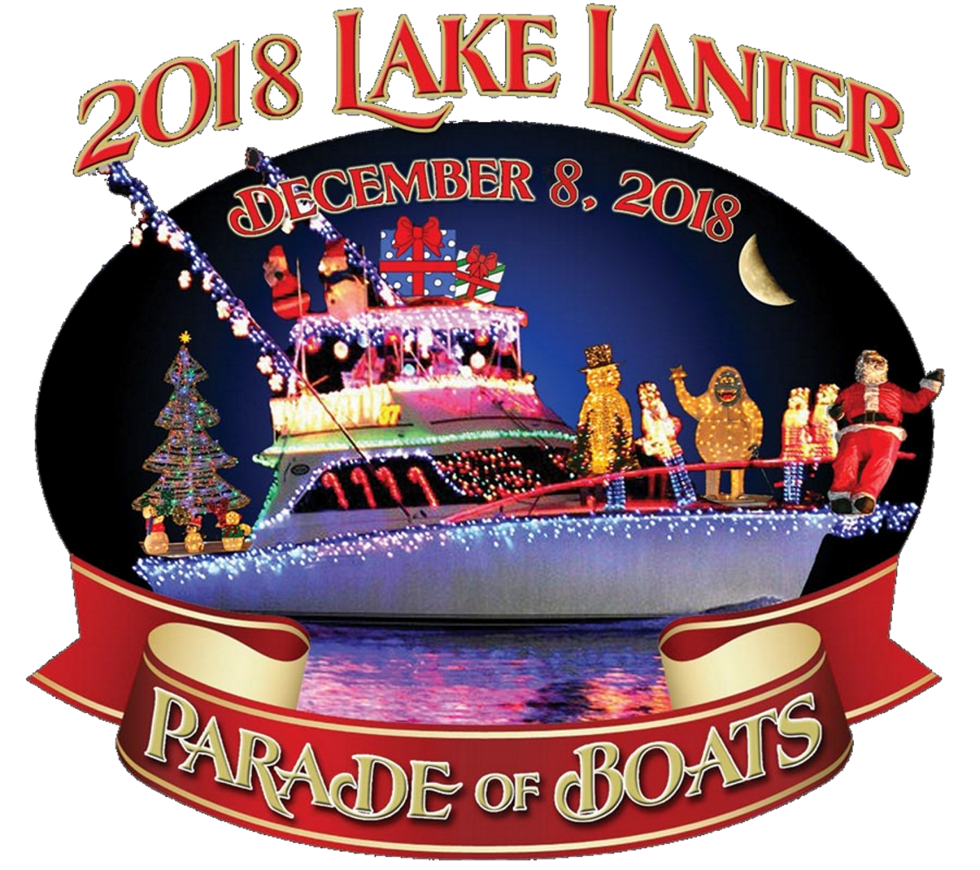 Parade of Boats Logo